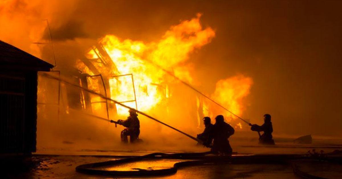 Un bébé meurt dans un incendie d'origine criminelle