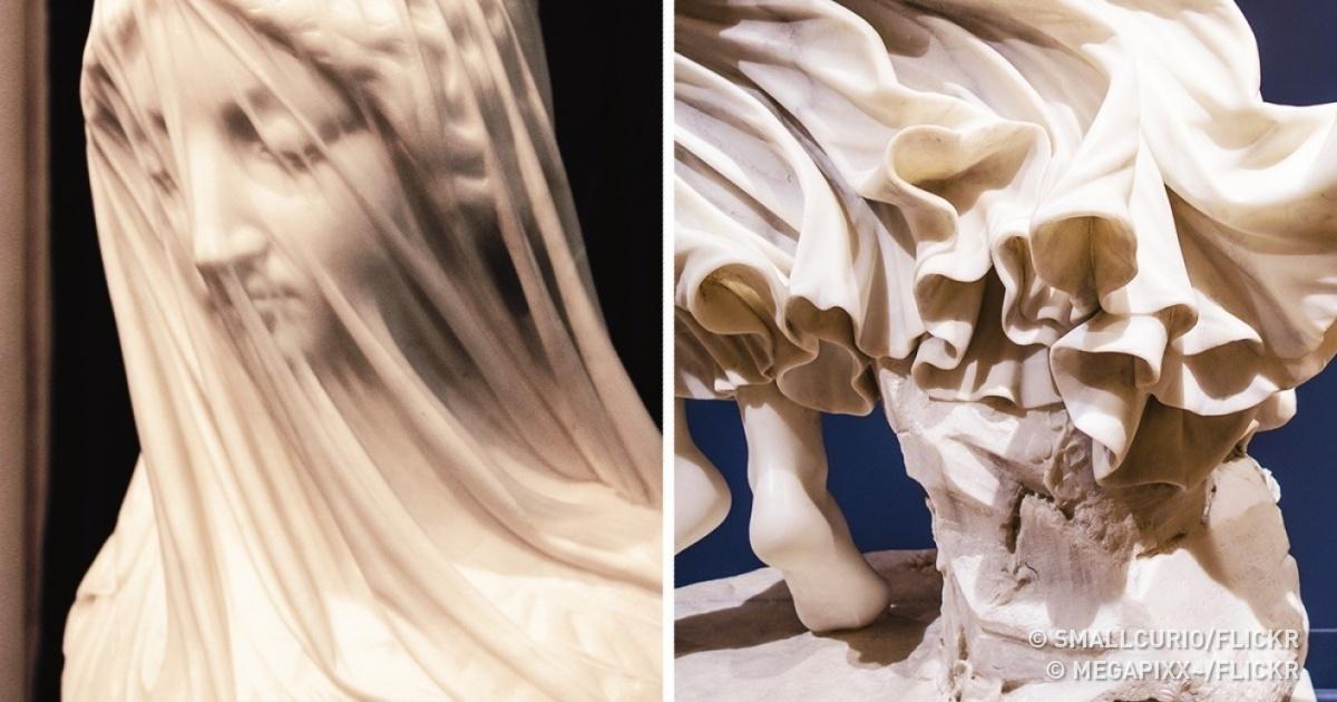 8Sculpteurs degénie qui ont transformé lapierre ensoie