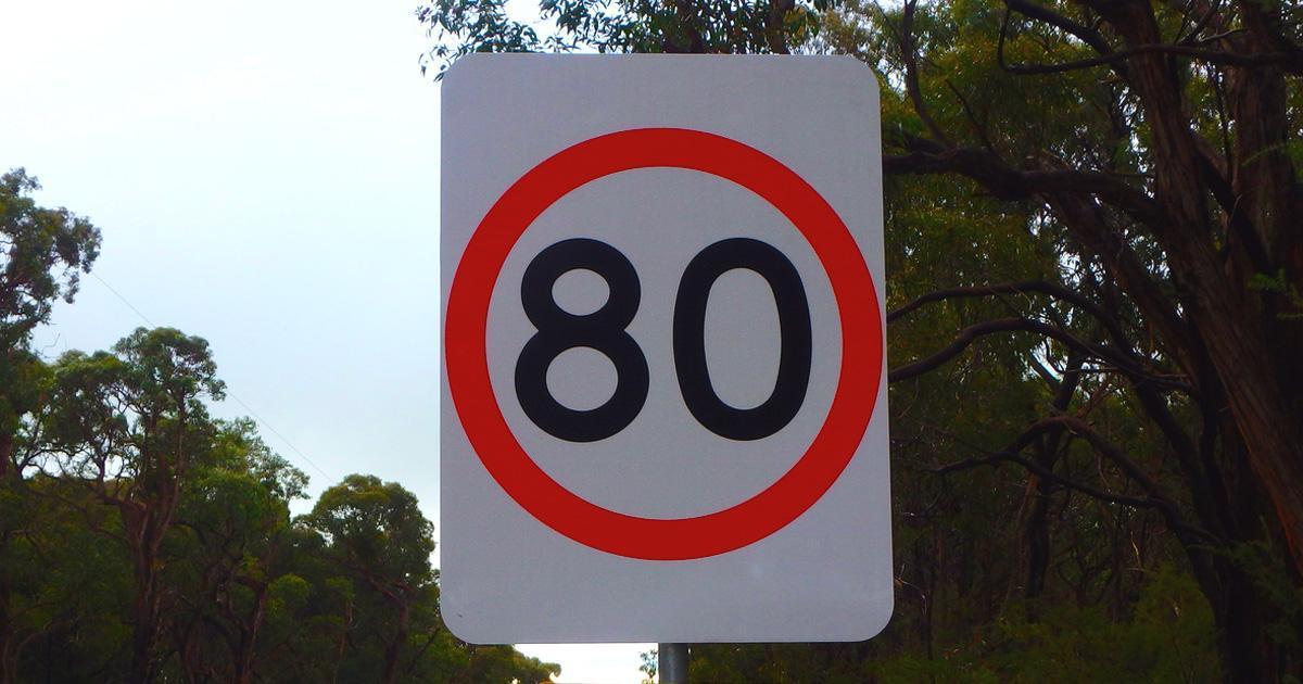 Le gouvernement veut baisser la vitesse maximum autorisée sur de nombreuses routes de France