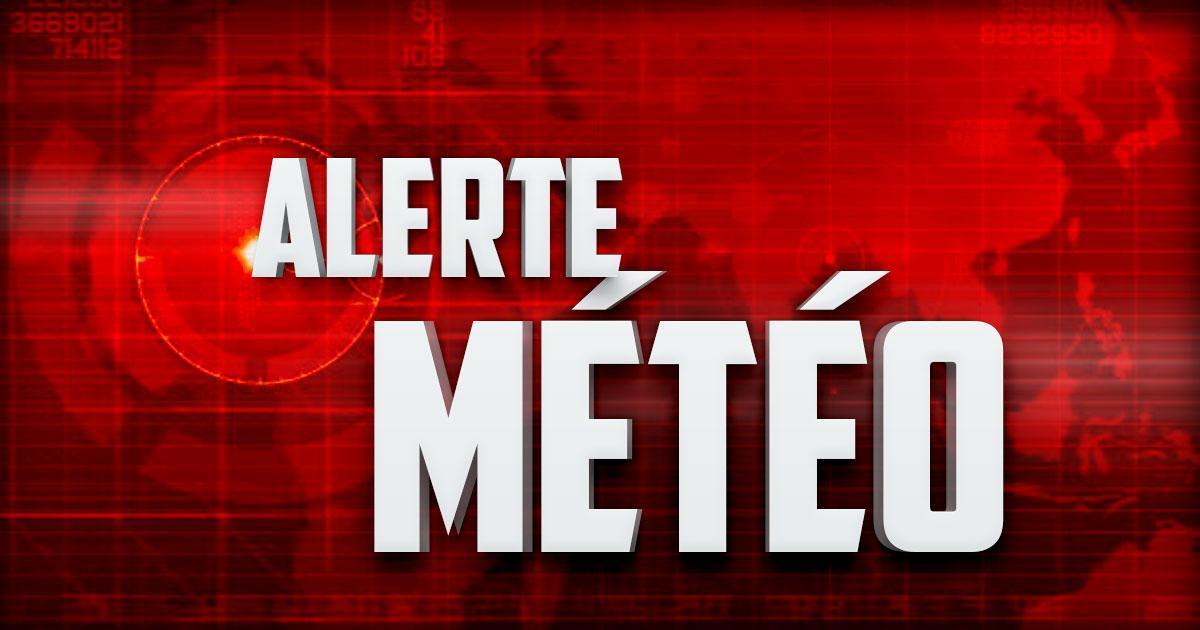 VIGILANCE ROUGE: Le département de la Savoie placé en alerte extrême
