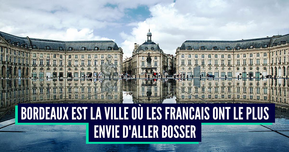 Top 10 des villes dans lesquelles les Français veulent aller travailler en 2018