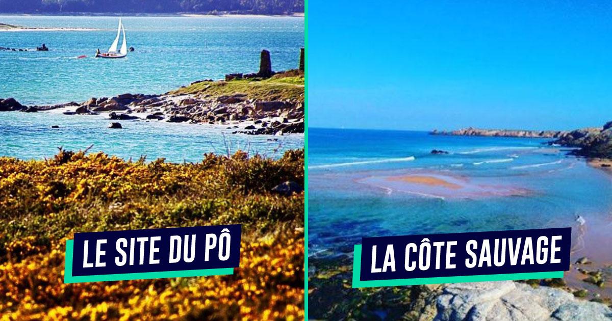 Top 10 des plus belles choses à voir en Bretagne, la Bretagne ça vous gagne