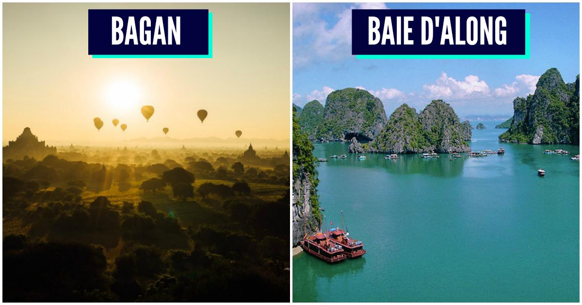 Top 10 des trucs à voir en Asie avant de mourir, pour un petit trip sympathique