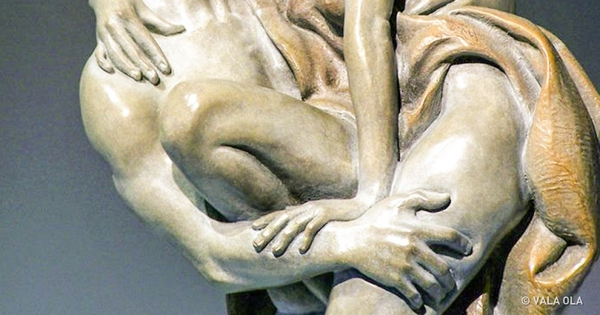 Découvre 17sculptures sensuelles dont ilest impossible dedétourner leregard