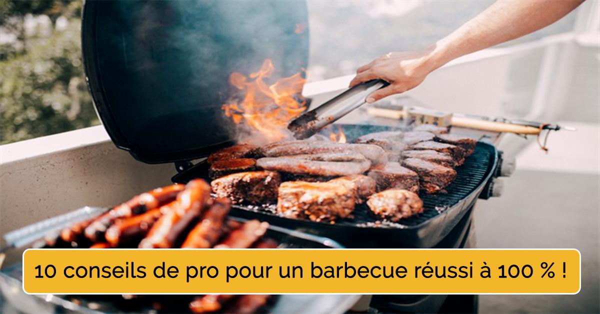 10 astuces géniales pour devenir un pro de la cuisson au barbecue
