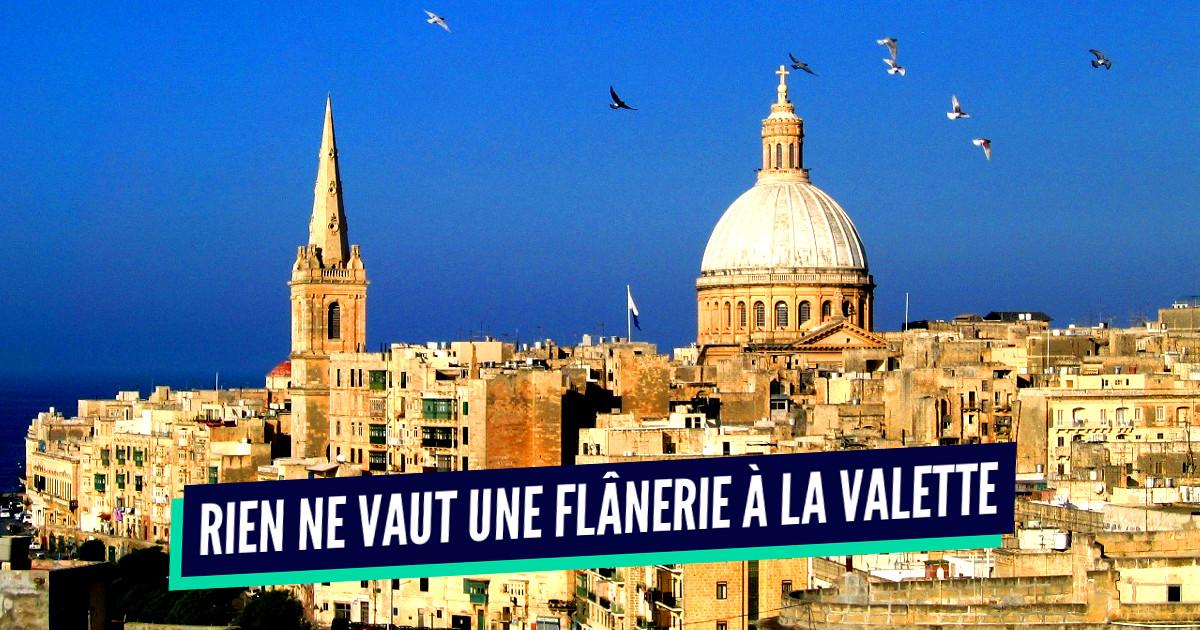 Top 10 des trucs à voir et à faire absolument à Malte (à part le beau temps)