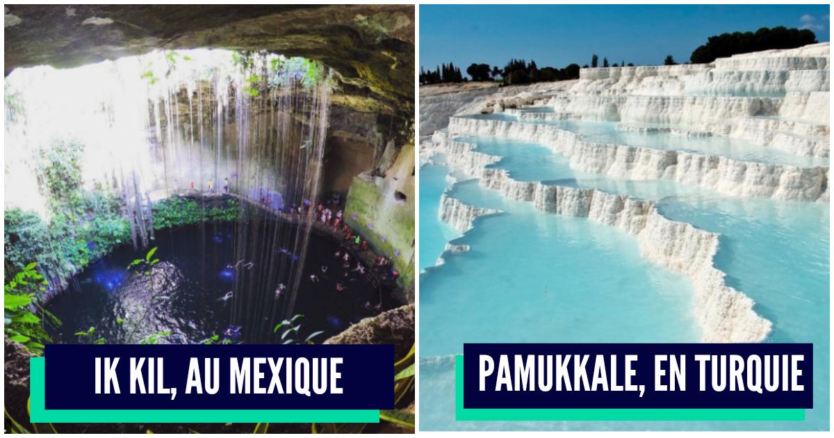 Top 10 des plus belles piscines naturelles du monde, quand aller à la pistoche fait vraiment plaisir