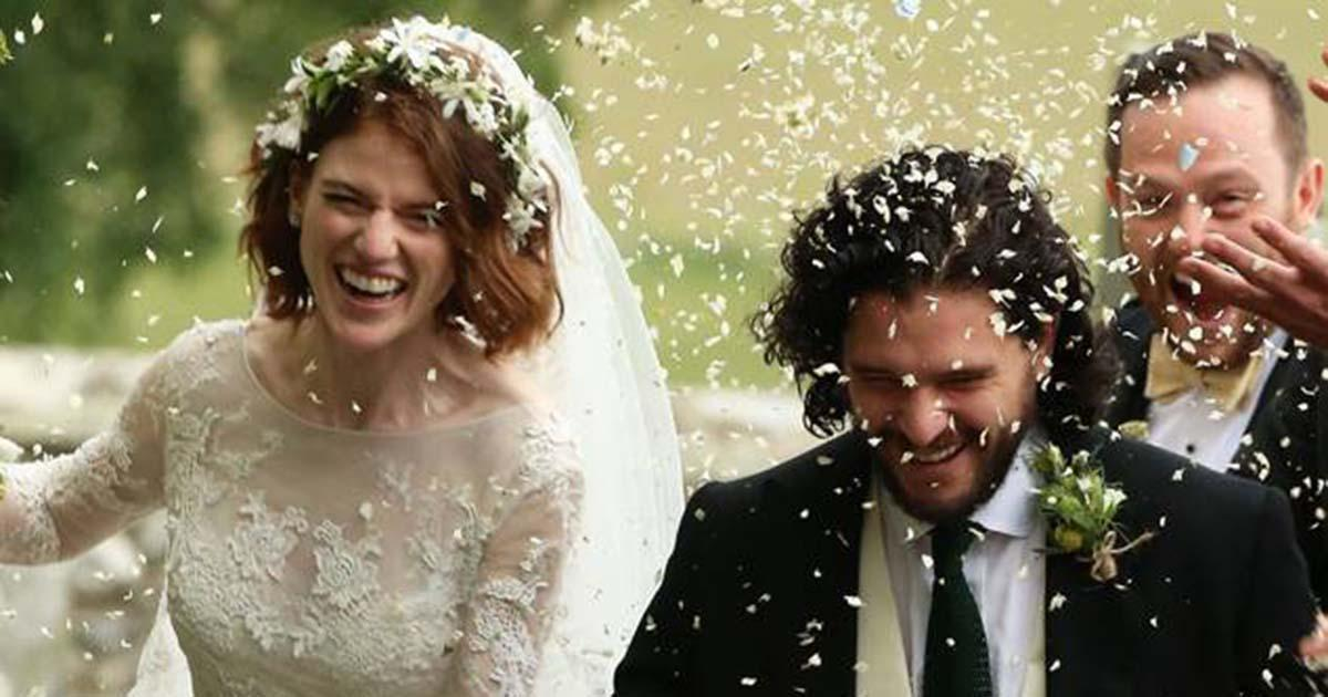 Kit Harrington alias Jon Snow est enfin marié
