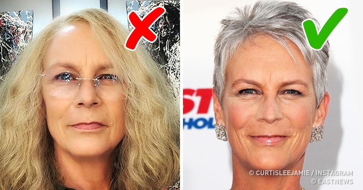 Les scientifiques ont découvert l'origine des cheveux blancs etcomment les combattre