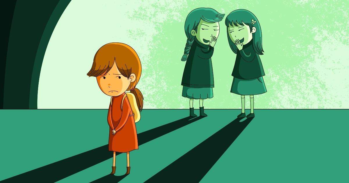 Comment aider ton enfant s'il est victime deharcèlement àl'école
