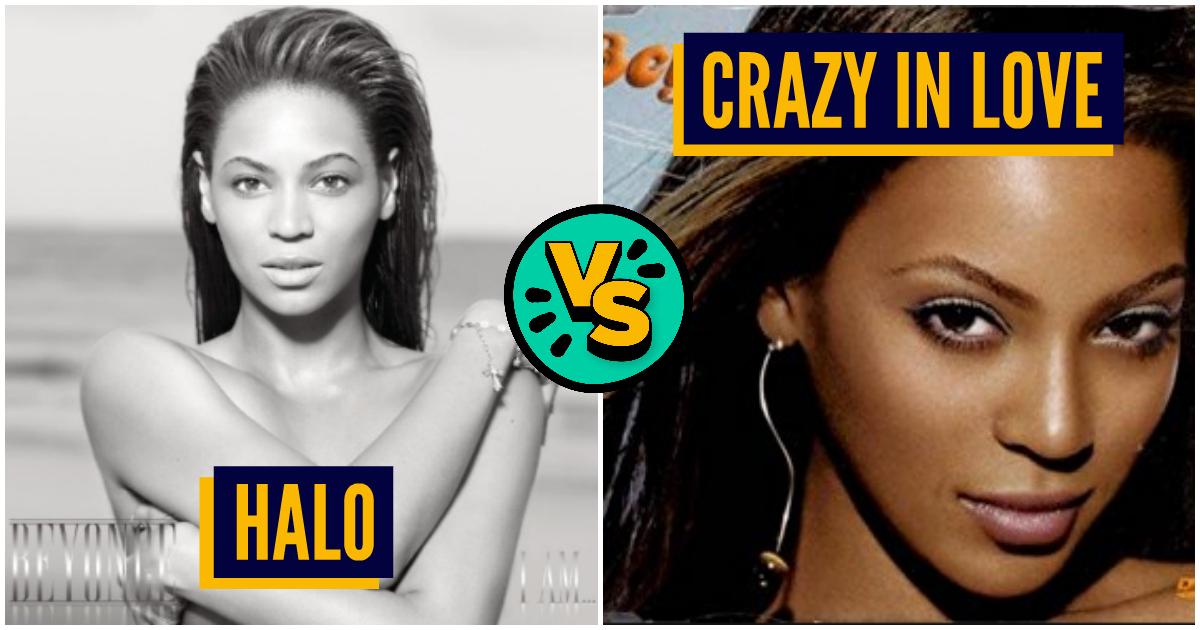 Quelle est la meilleure chanson de Beyoncé ?