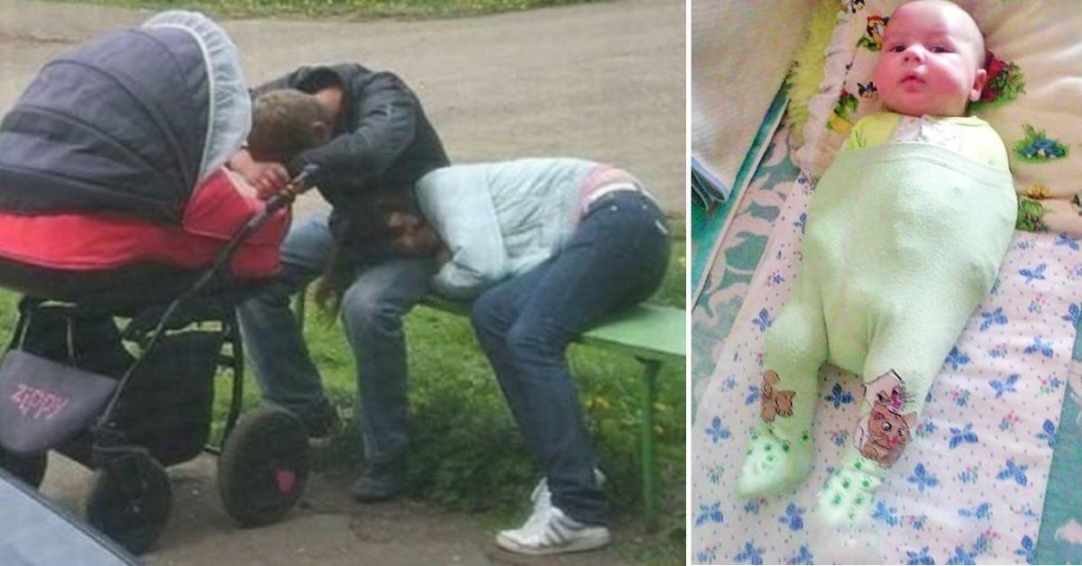 15 photos qui montrent que les parents parfaits n'existent pas