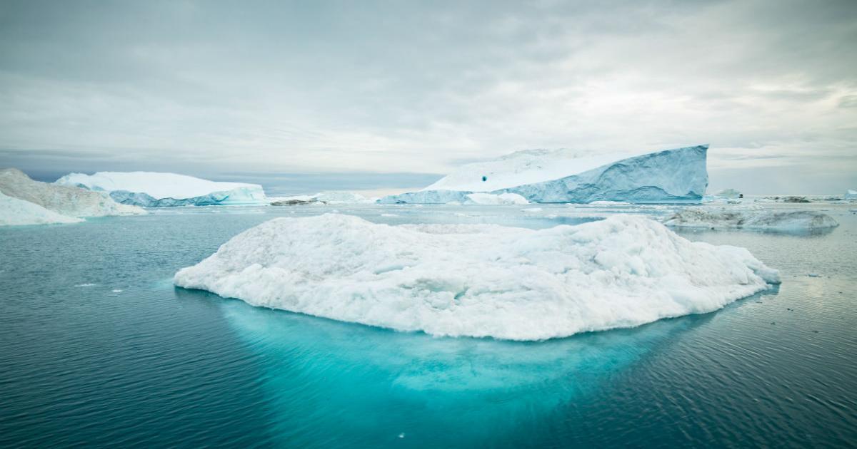 Un phénomène jamais vue jusqu'ici en Arctique alarme les scientifiques.