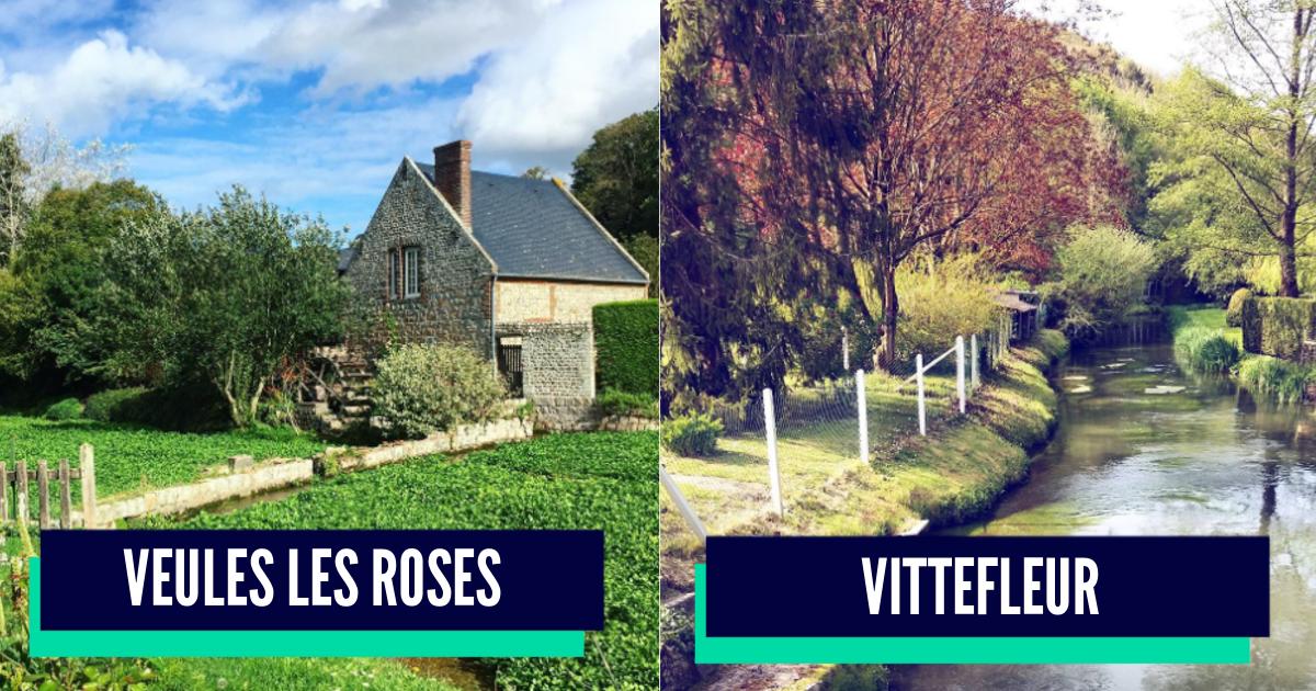 Top 10 des plus beaux villages de Normandie, là où c'est trop beau même sous la pluie
