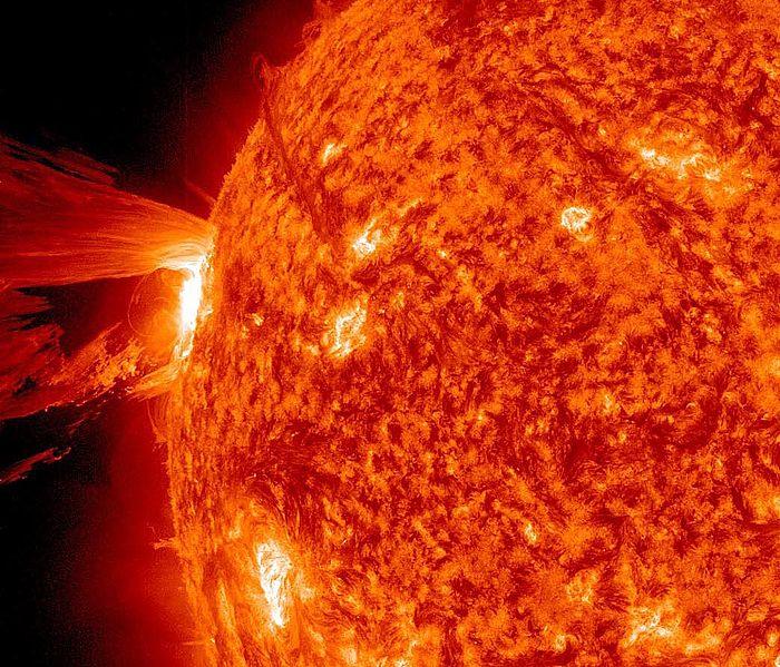 Lorsque notre Soleil explosera, il y aura du sable partout