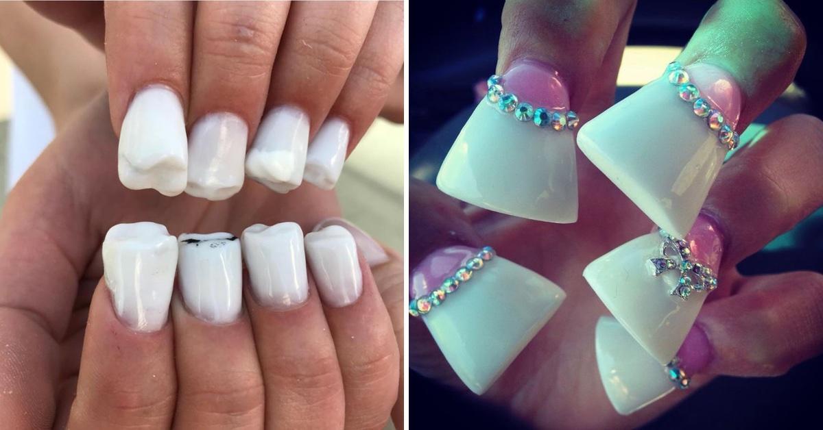 7 tendances d'ongles à éviter absolument !