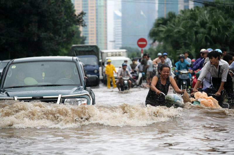 Le réchauffement climatique pourrait causer une accumulation de catastrophes au sein d'une même région !