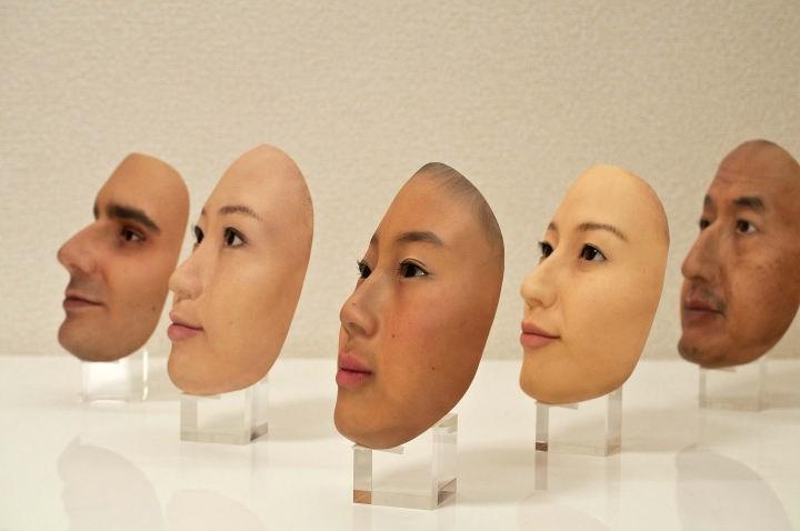Des masques ultra-réalistes pour améliorer la reconnaissance faciale !
