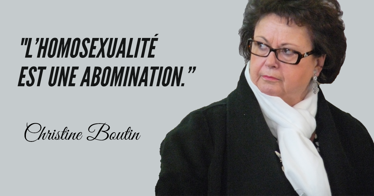 Top 15 des pires citations de Christine Boutin, le meilleur des trolls