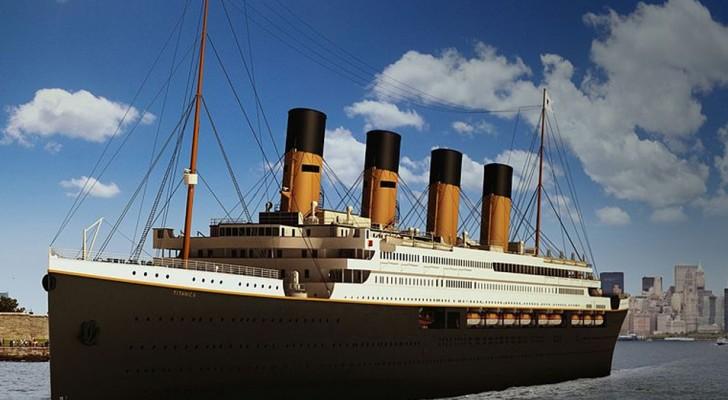 Le Titanic II naviguera à nouveau en 2022 et parcourra le trajet d'origine