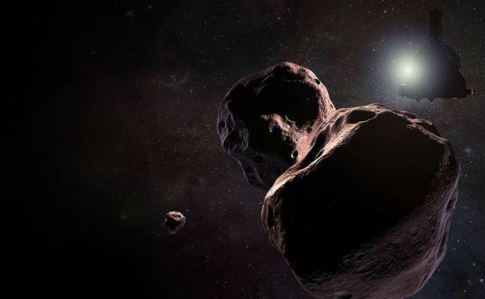 Un premier mystère entourant Ultima Thule, à 4 milliards de kilomètres du Soleil