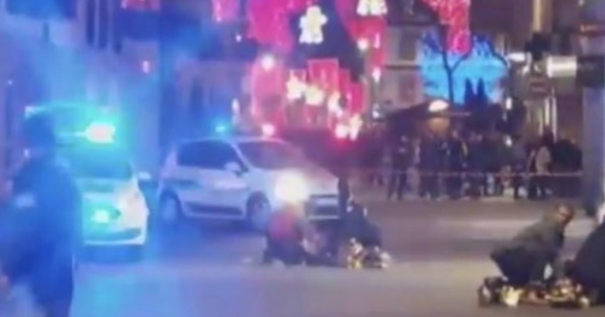 MISE À JOUR: Au moins un mort et six blessés dans la fusillade à Strasbourg