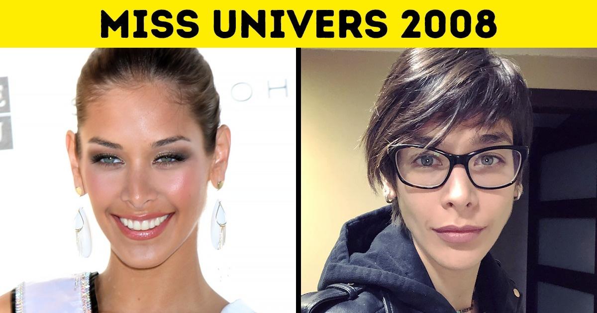 """Voici àquoi ressemblent aujourd'hui les gagnantes de""""Miss Univers"""", dont labeauté àrayonné dans lemonde entier !"""