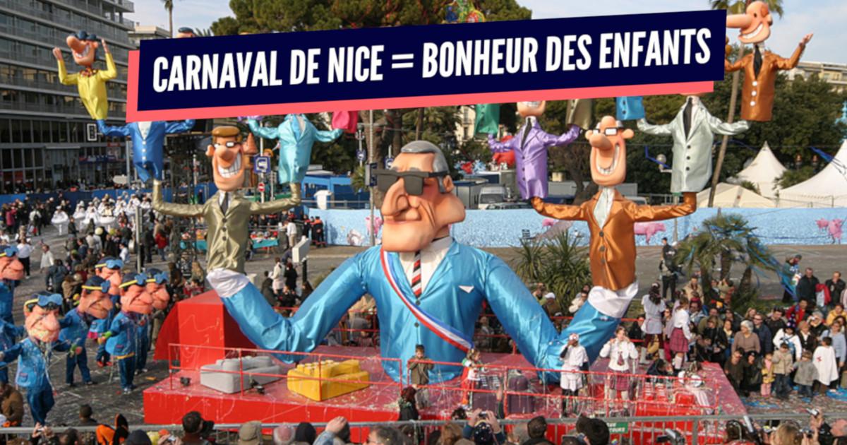 Top 10 des choses à faire à Nice avec des enfants, sauf s'ils s'appellent Brice