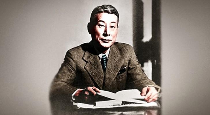 Chiune Sugihara, le sauveur de Juifs, dont on ne trouve presque jamais trace dans les livres d'histoire