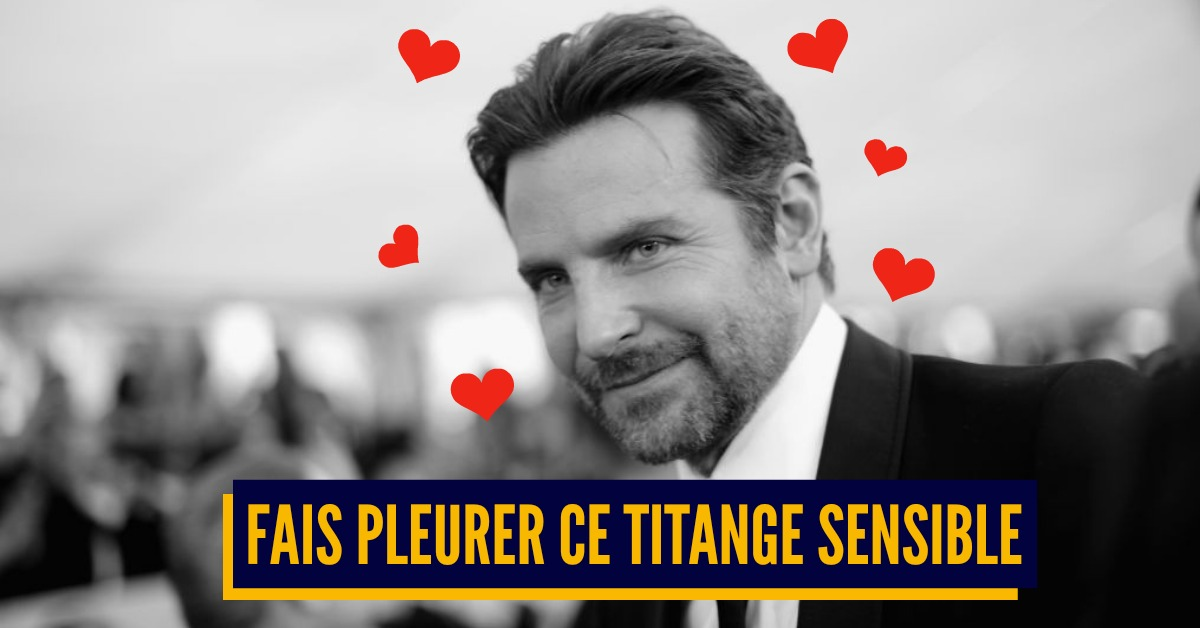 Top 10 des conseils pour réussir à choper Bradley Cooper, amour, gloire et Bradley