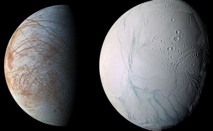 Il y a de l'eau partout dans le système solaire – SciencePost