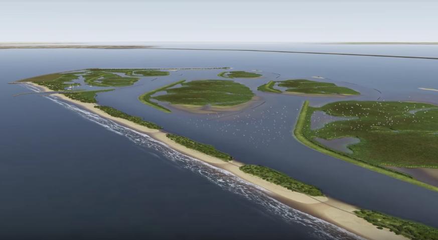 Pays-Bas : cinq nouvelles îles crées pour préserver la biodiversité – SciencePost