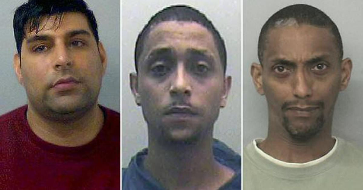 Ils sont condamnés à la prison à vie pour avoir drogué et violé une adolescente de 14 ans
