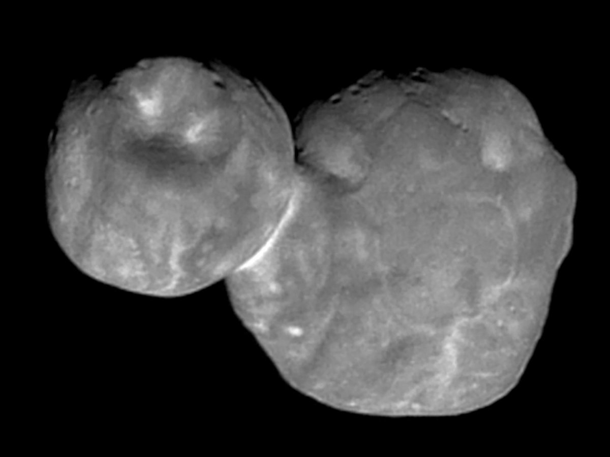 Ultima Thule : «nous n'avons jamais rien vu de pareil en orbite autour du Soleil» – SciencePost