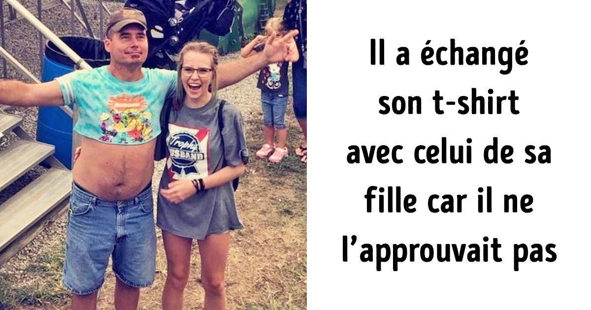 20Papas imbattables qui ont porté l'art d'être parent àunautre niveau