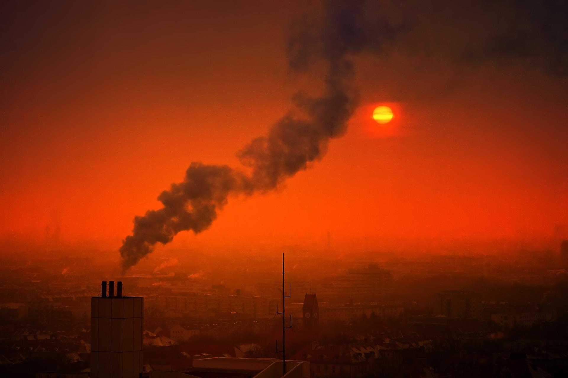 Comment le réchauffement planétaire conduit à une dégradation de la qualité de l'air – SciencePost