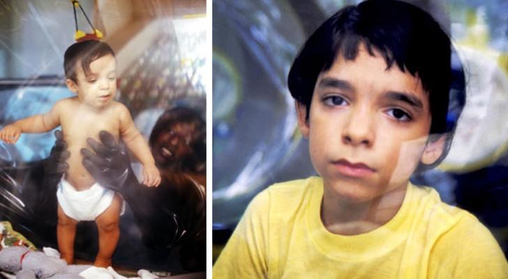 L'histoire du petit David Vetter, l'enfant qui a vécu 12 ans dans une bulle, qui a choqué le monde