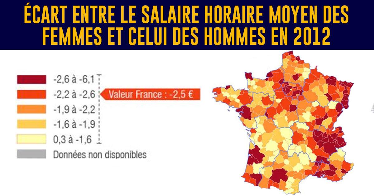 Top 10 des cartes pour apprendre plein de choses sur la France