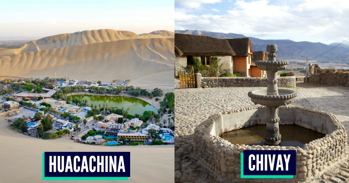 Top 10 des villages à visiter au Pérou, on dégaine le sac à dos et les chaussures de rando
