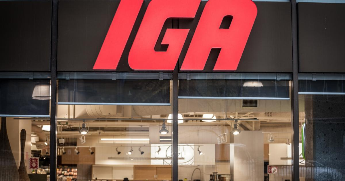 IGA lance un concours pour gagner 10 000$ en épicerie.