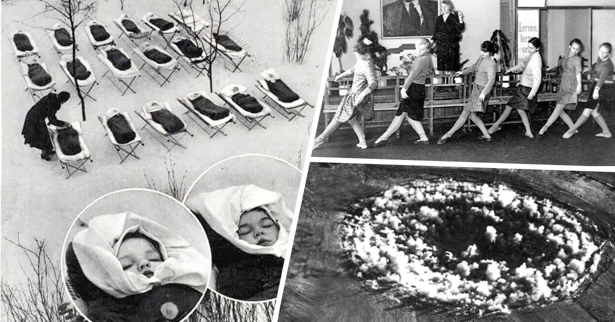 21Photos historiques qui prouvent àquel point lemonde achangé