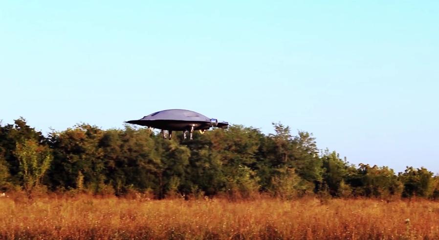 Des ingénieurs roumains veulent fabriquer une soucoupe volante supersonique !
