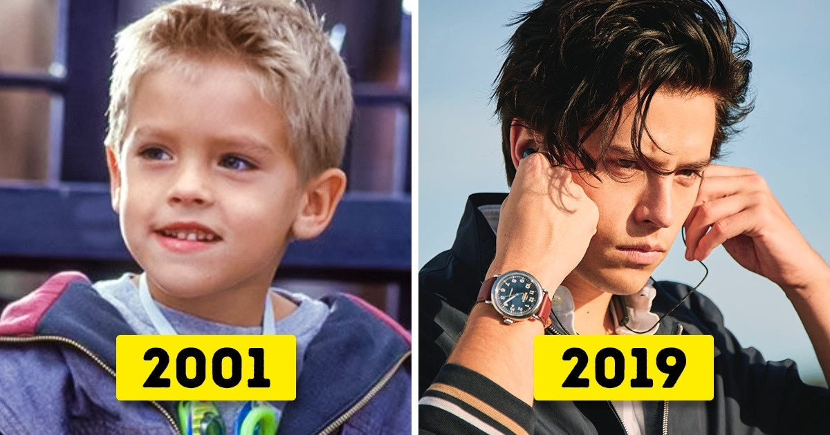 12 Enfants célèbres qui ont grandi pour faire bouger le monde