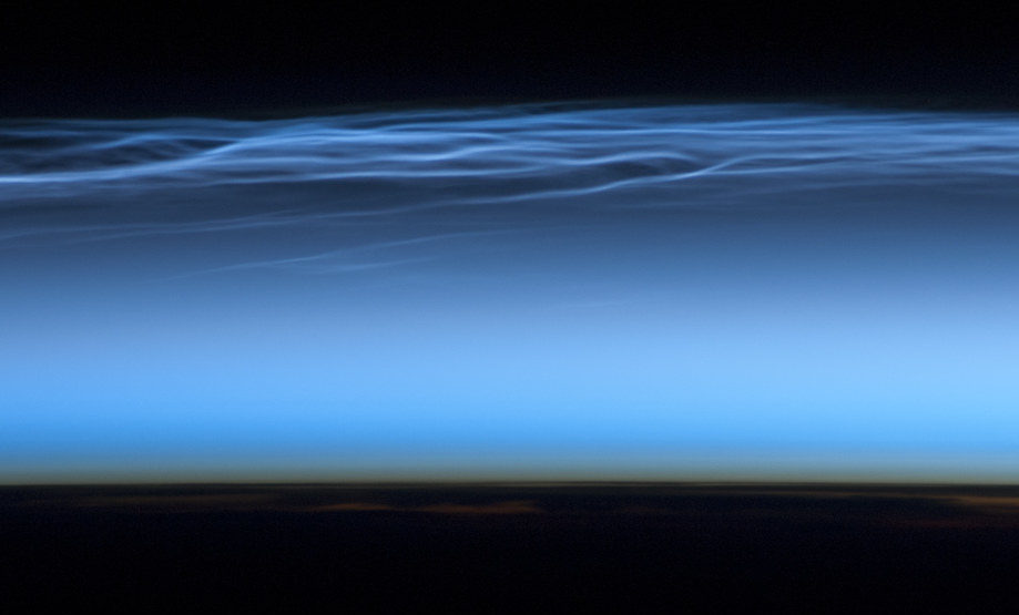 Une quantité anormale de vapeur d'eau dans la mésosphère interroge les scientifiques