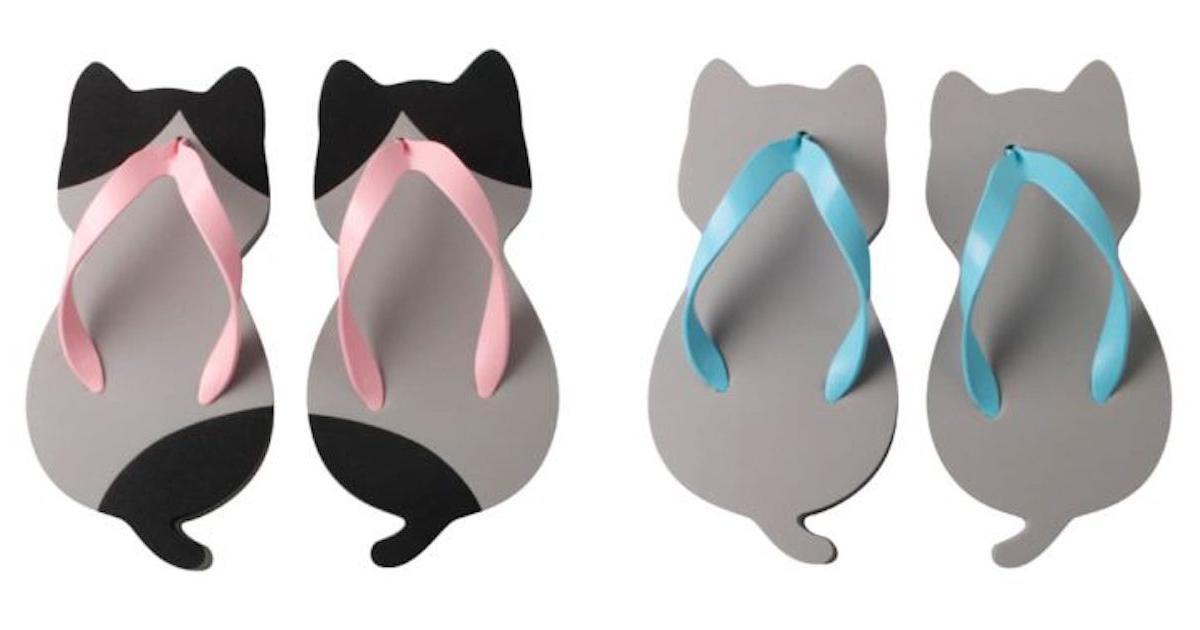 La tendance japonaise pour l'été: des « gougounes » en forme de chatons!