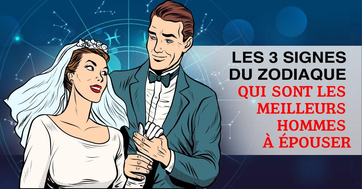 Astrologie : 3 signes du zodiaque qui sont de gentils maris