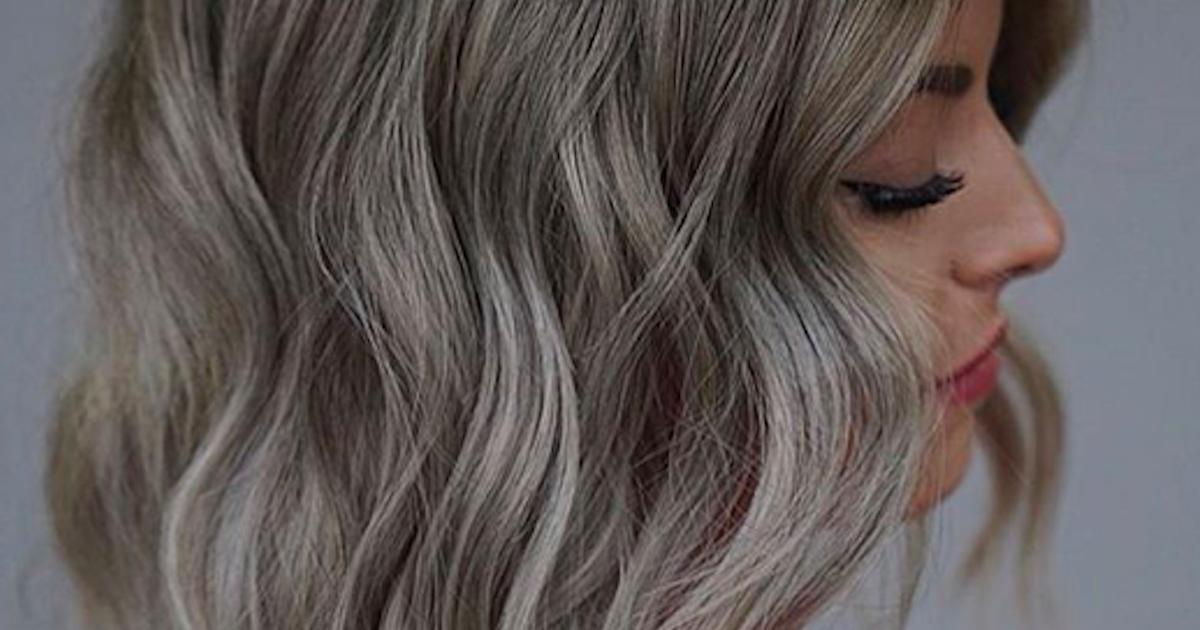 La tendance coloration capillaire du moment: le Mushroom Blond!