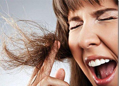 Masques hydratants pour les cheveux brûlés — Améliore ta Santé