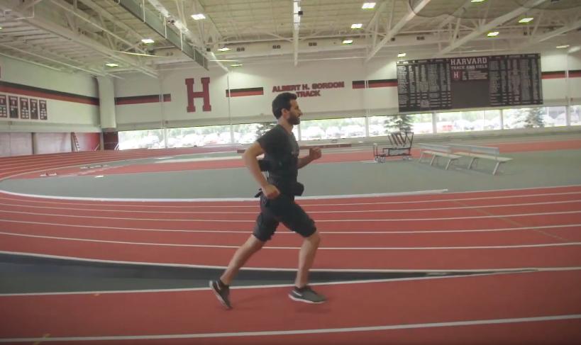 Un exosquelette en forme de short pour mieux marcher et courir !