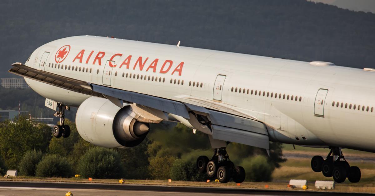 Une action collective contre Air Canada est autorisée.